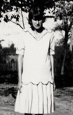 Bertha Mae <i>Birdie</i> Mattingly