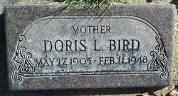 Doris <i>Lambert</i> Bird