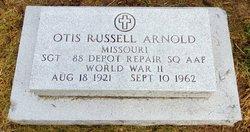 Ottis Russell Arnold