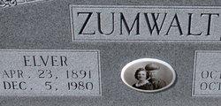 Elver <i>Sublett</i> Zumwalt