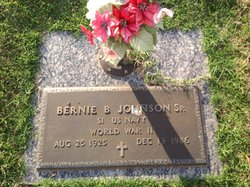Bernie Brooks Johnson