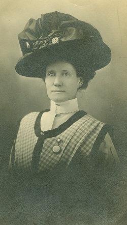 Mary Frances <i>Chittum</i> Abel