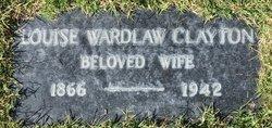 Louise <i>Wardlaw</i> Clayton