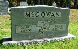 Cassie Fidelia <i>Biggart</i> McGowan