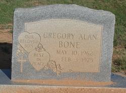 Gregory Alan Bone