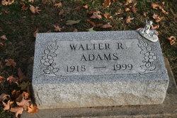 Walter Russell Adams