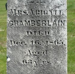 Abigail <i>Felton</i> Chamberlain