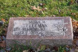 Leona Mae <i>Sadler</i> Freeman
