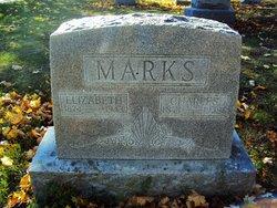 Elizabeth Lizzie <i>McNulty</i> Marks