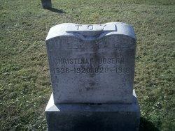 Christina <i>Crissman</i> Toy