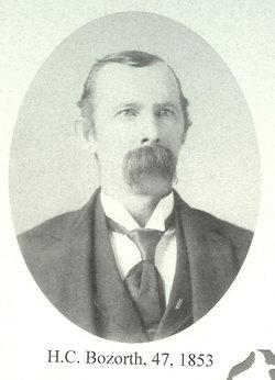 Howard Columbus Bozarth