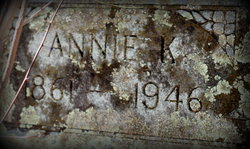 Annie S. <i>King</i> Isaacs