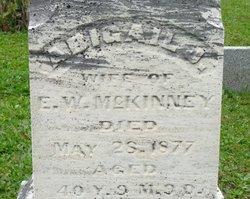 Abigail C. <i>Chidester</i> McKinney
