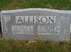 Regna Loretta <i>Barnes</i> Allison