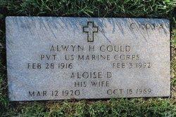Aloise Dolores <i>Mayer</i> Gould
