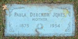 Paula <i>Derckum</i> Jones