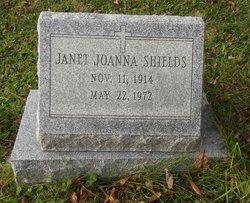 Janet Joanna <i>Michalich</i> Shields