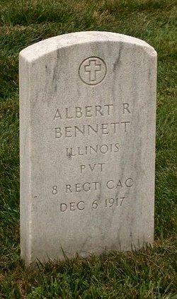 Albert R Bennett