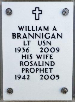 Rosalind Beth <i>Prophet</i> Brannigan