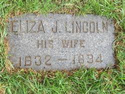 Eliza James <i>Lincoln</i> Ainslie