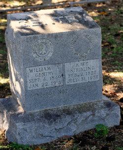 William Addison Gentry