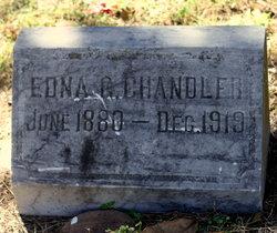 Edna Gertrude <i>Randle</i> Chandler