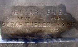 Maj Elias Buell
