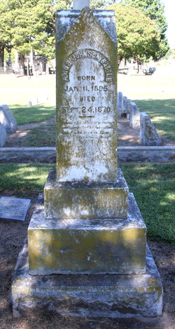 Rev Amos Johnston Battle