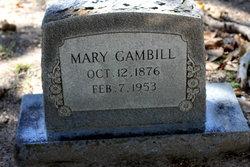 Mary Gambill