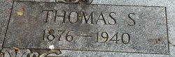 Thomas S Finch