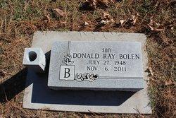 Donald Ray Bolen