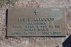 Lee E Allgood