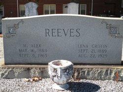 Lena <i>Griffin</i> Reeves