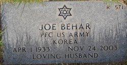 Joe Behar