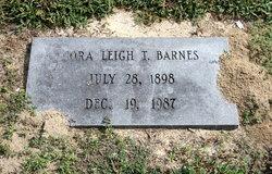 Cora Leigh <i>Thomas</i> Barnes