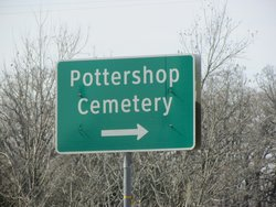Potter Shop Cemetery