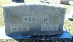 Corrie <i>Bennett</i> Algood