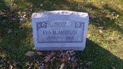 Eva Maude Ambrose