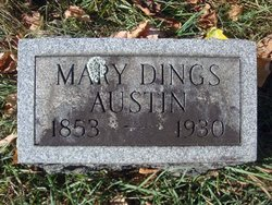 Mary Catherine <i>Dings</i> Austin