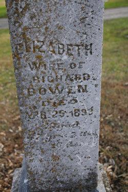 Mary Elizabeth <i>Morgan</i> Bowen