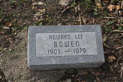 Howard Lee Bowen