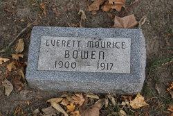 Everett Mourice Bowen