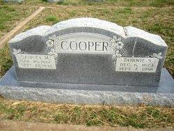 Samuel Marion Cooper