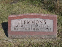 Margaret Francis Frannie <i>Vanderpool</i> Clemmons