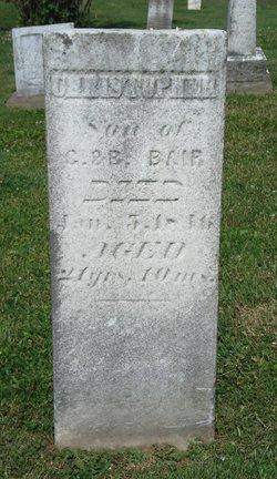 Christopher Bair