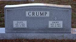 Mary Ellen <i>Luckey</i> Crump