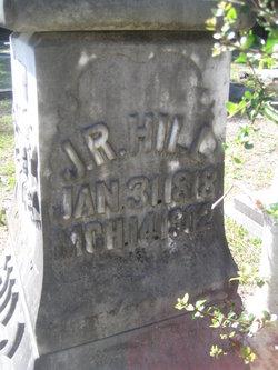 J R Hill