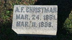 A. F. Christman