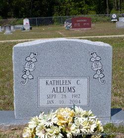 Kathleen Claudia Allums