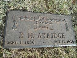 Edward Hardy Akridge